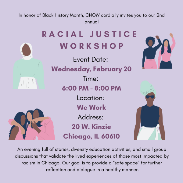 Racial Justice Workshop - February 20, 2019